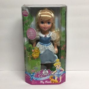 "Disney Princess Cinderella 13"" My Friend Doll NEW"